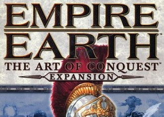 Обложка игры Empire Earth: The Art of Conquest