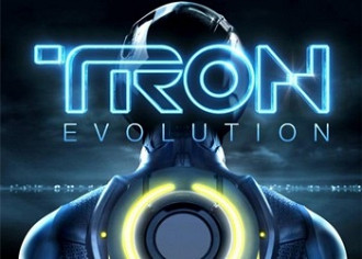 Обложка к игре TRON: Evolution The Video Game