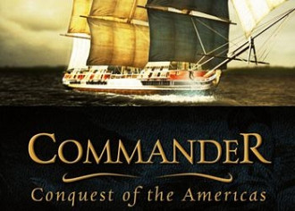 Обложка для игры Commander: Conquest Of The Americas