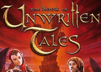Обложка к игре Book of Unwritten Tales, The