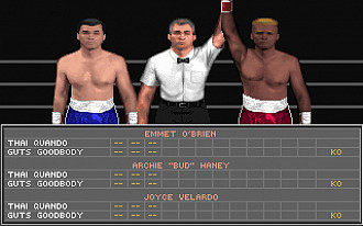 Обложка для игры ABC's Wide World of Sport Boxing