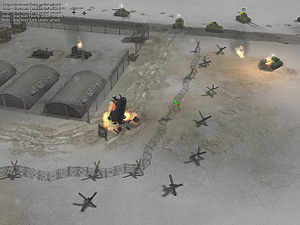 Обложка игры World War II: Frontline Command