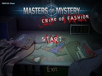 Обложка игры Masters of Mystery: Crime of Fashion