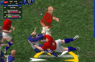 Обложка игры Pro Rugby Manager 2004