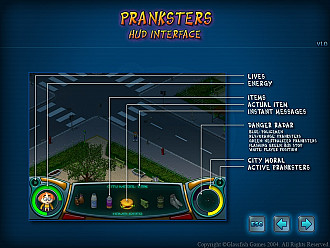 Обложка игры Pranksters: The Treasure of the Indians