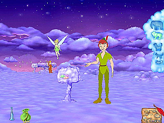 Обложка для игры Disney's You Can Fly! With Tinker Bell