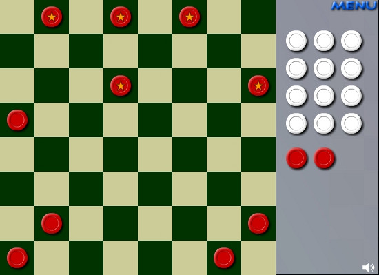 Обложка флеш игры 3 In 1 Checkers