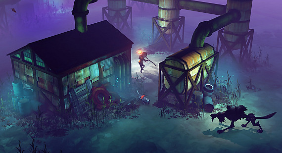 Скриншот из игры Flame in the Flood, The