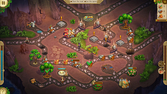 Скриншот из игры Alicia Quatermain: Secrets Of The Lost Treasures