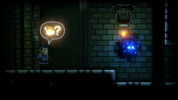Скриншот из игры Robbie Swifthand and the Orb of Mysteries