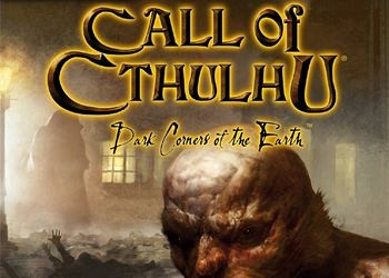Обложка к игре Call of Cthulhu: Dark Corners of the Earth