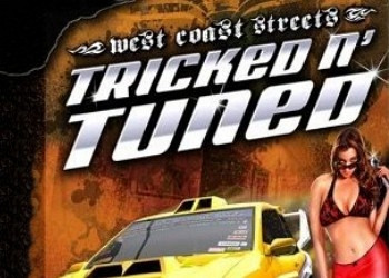 Обложка для игры Tricked N' Tuned West Coast Streets