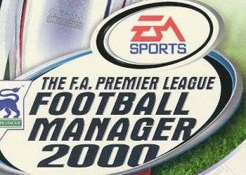 Обложка для игры F.A. Premier League Football Manager 2000