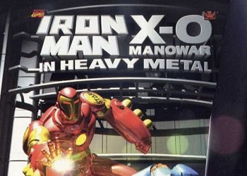 Обложка для игры IronmanX-O Manowar in Heavy Metal