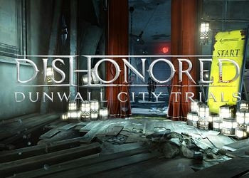Обложка для игры Dishonored: Dunwall City Trials