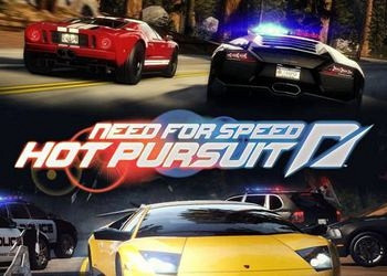 Обложка к игре Need for Speed: Hot Pursuit (2010)