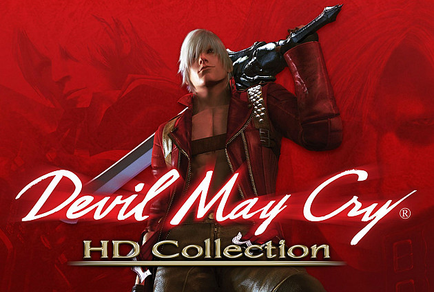 Обложка к игре Devil May Cry HD Collection