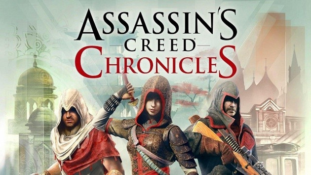 Обложка к игре Assassin's Creed Chronicles: Russia