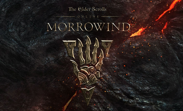 Обложка к игре Elder Scrolls Online: Morrowind, The