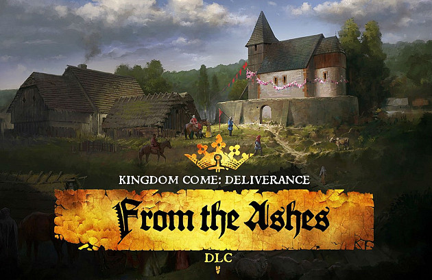 Обложка к игре Kingdom Come: Deliverance - From the Ashes