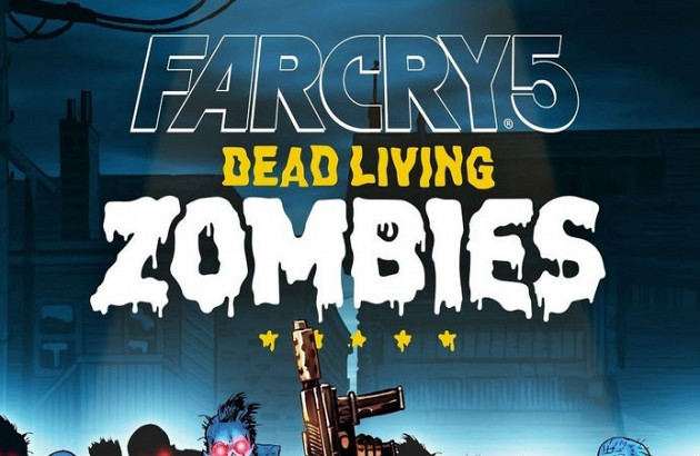 Обложка игры Far Cry 5: Dead Living Zombies