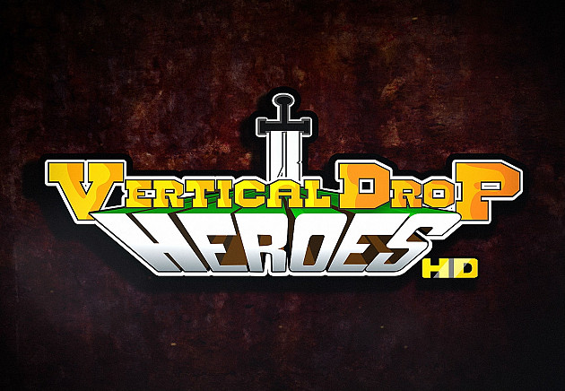 Обложка игры Vertical Drop Heroes HD