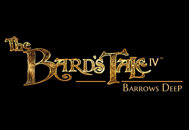 Обложка игры Bard's Tale Trilogy, The