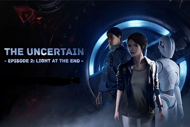 Обложка для игры Uncertain: Episode 2 - Light at the end, The