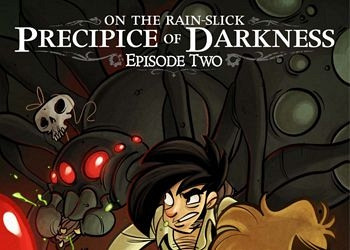 Обложка игры Penny Arcade Adventures: On the Rain-Slick Precipice of Darkness, Episode Two