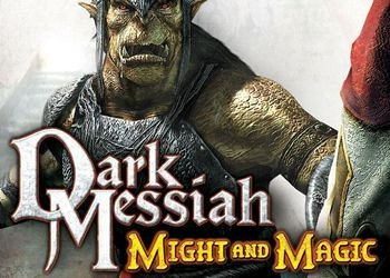 Обложка к игре Dark Messiah of Might and Magic