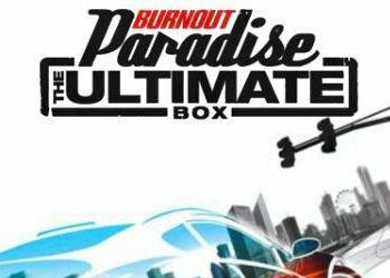 Обложка к игре Burnout Paradise: The Ultimate Box