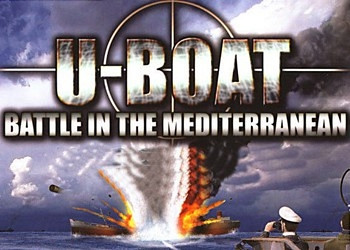 Обложка для игры U-Boat: Battle in the Mediterranean