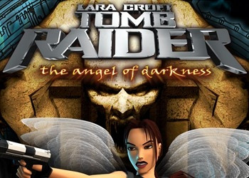 Обложка к игре Tomb Raider: The Angel of Darkness