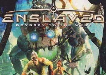 Обложка к игре Enslaved: Odyssey to the West