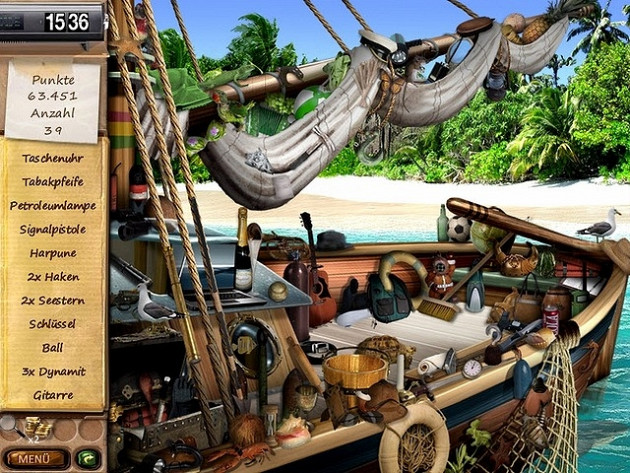 Обложка для игры Mystery Stories: Island of Hope