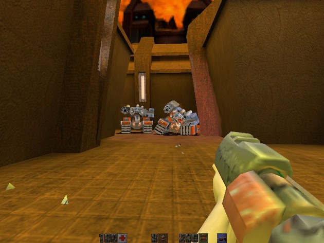 Обложка для игры Quake 2 Mission Pack 1: The Reckoning