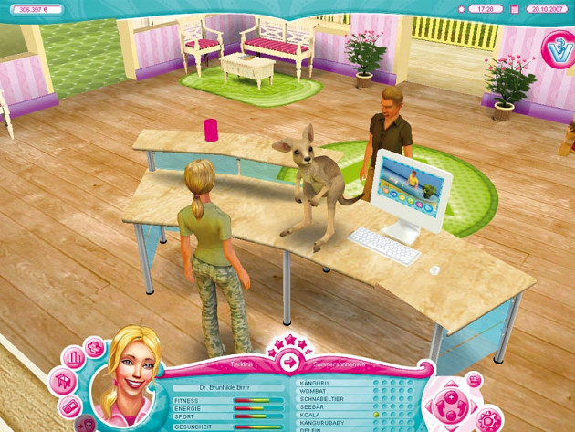 Обложка игры Pet Vet 3D: Animal Hospital Down Under